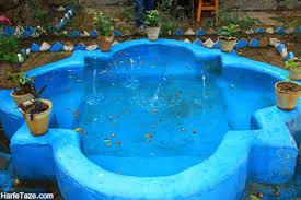 عایق کاری حوض